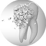 Zahnarzt krone